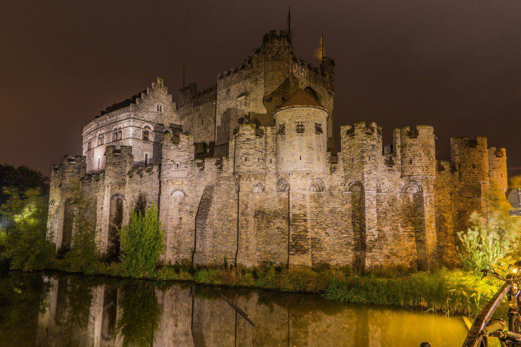 Gante - Castillo de los Condes