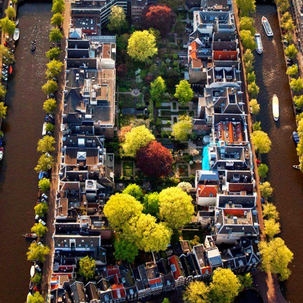 Tour - Escala en Amsterdam
