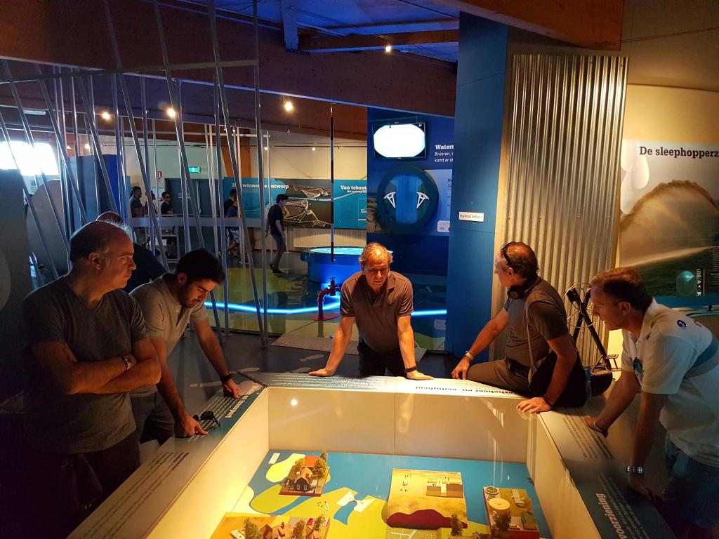 Tour Historia de los canales de Holanda
