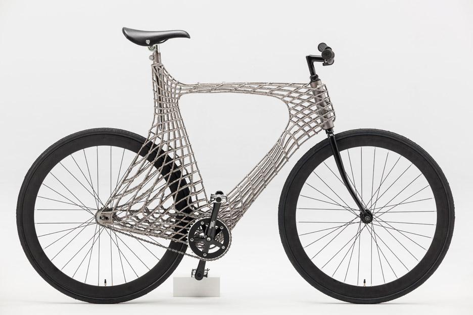 Arc Bicycle - Primera Bicicleta impresa en 3D