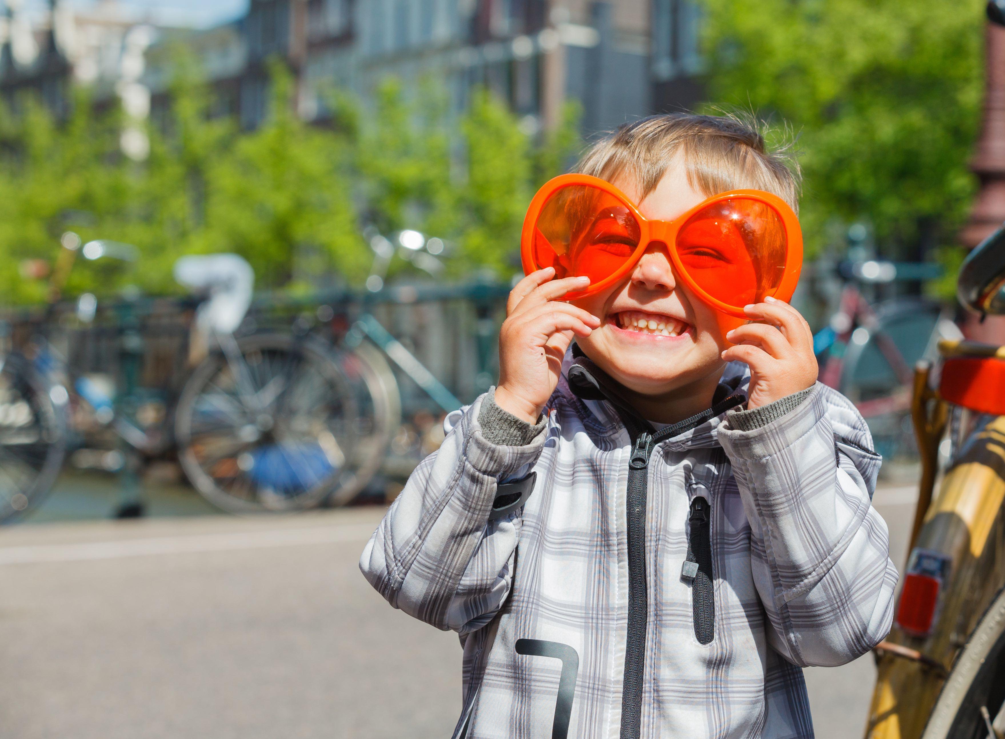 Planes para niños en Ámsterdam
