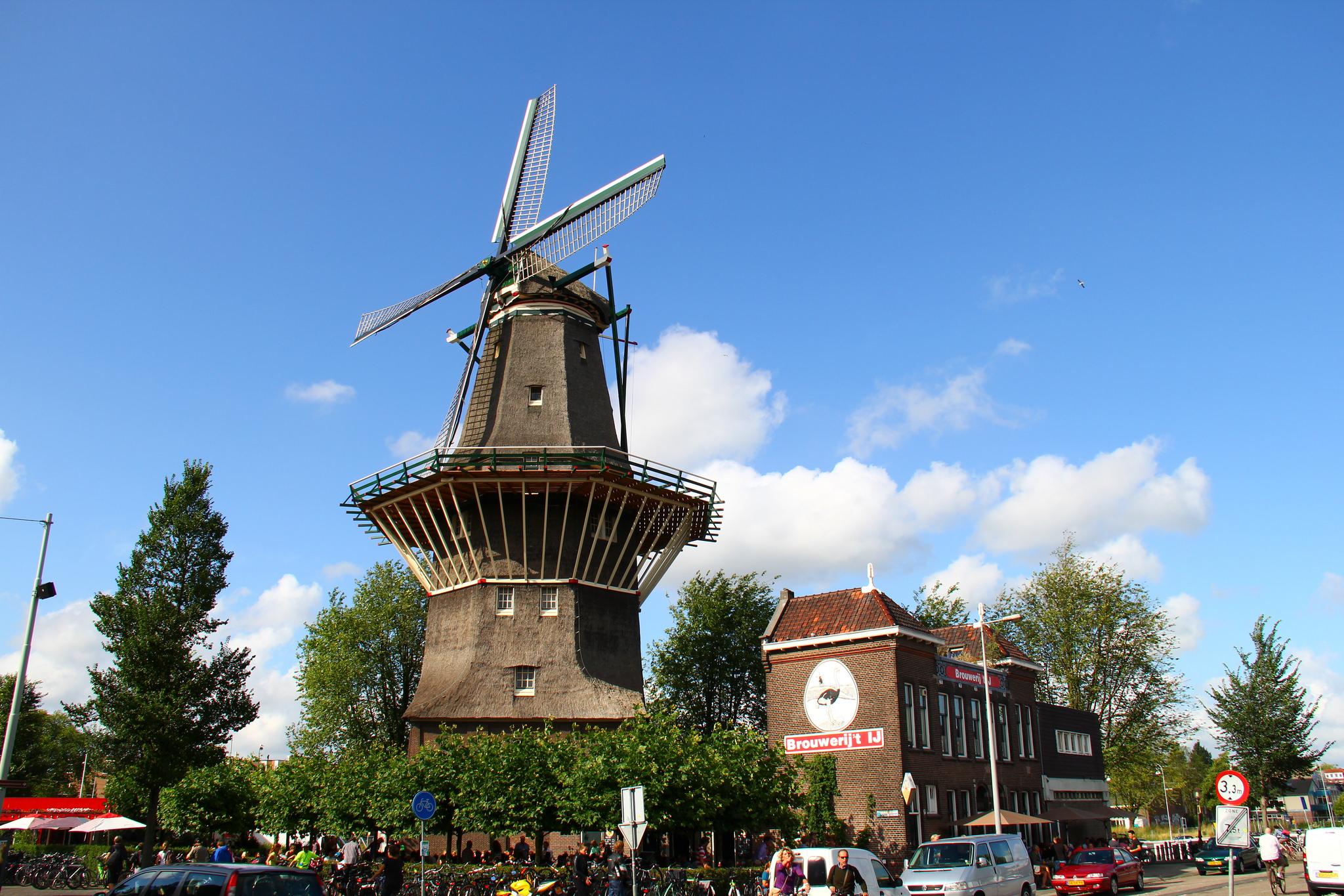 ijbrouwerij - Cervezas Artesanales en Ámsterdam