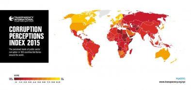 Países Bajos entre los 5 países menos corruptos